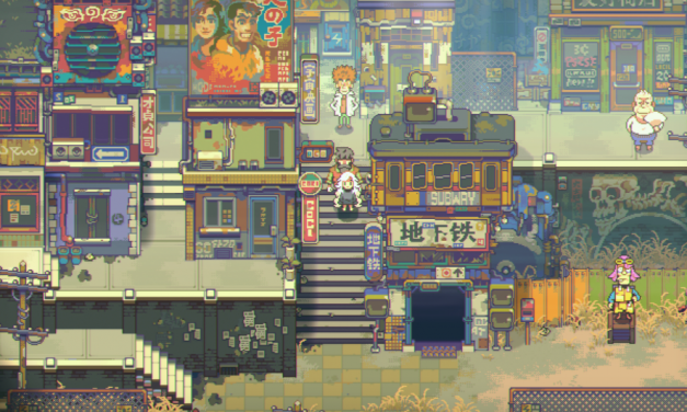 Eastward Is an Adventure RPG Inspired by 90's Anime, Zelda, and Mother