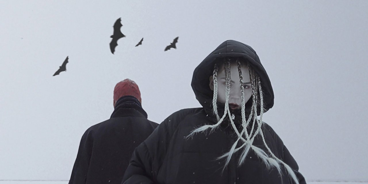 """The new IC3PEAK Video, """"This World Is Sick"""" Is an Intense and Short Trip Through a Wintry Hellscape"""
