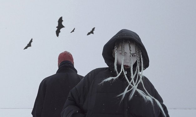 "The new IC3PEAK Video, ""This World Is Sick"" Is an Intense and Short Trip Through a Wintry Hellscape"