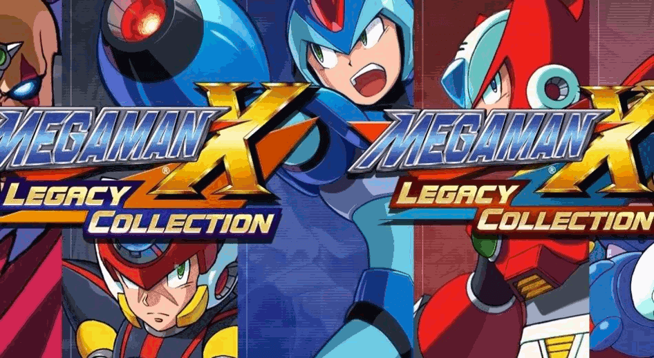Mega Man X Legacy Collection is Coming this Summer