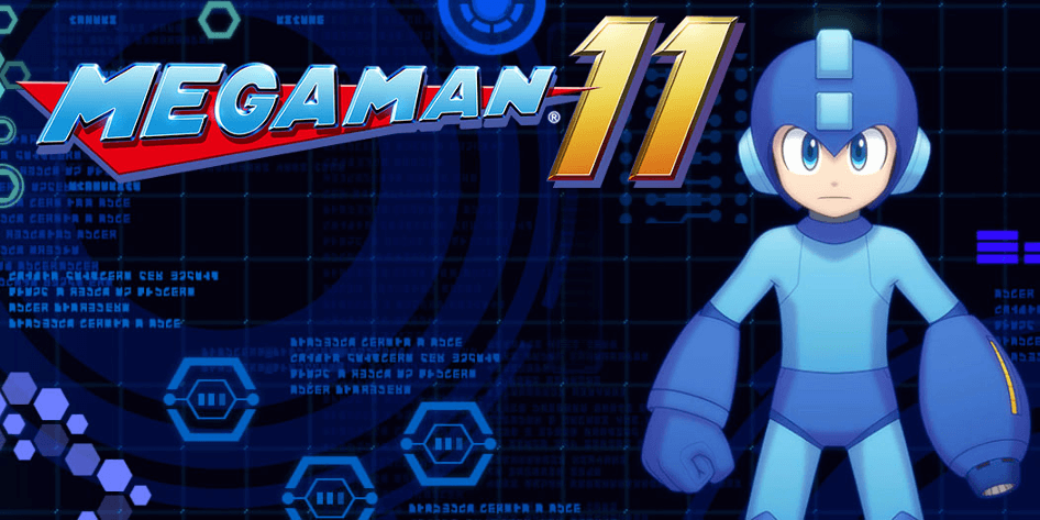 Mega Man 11 Coming October 2nd, 2018