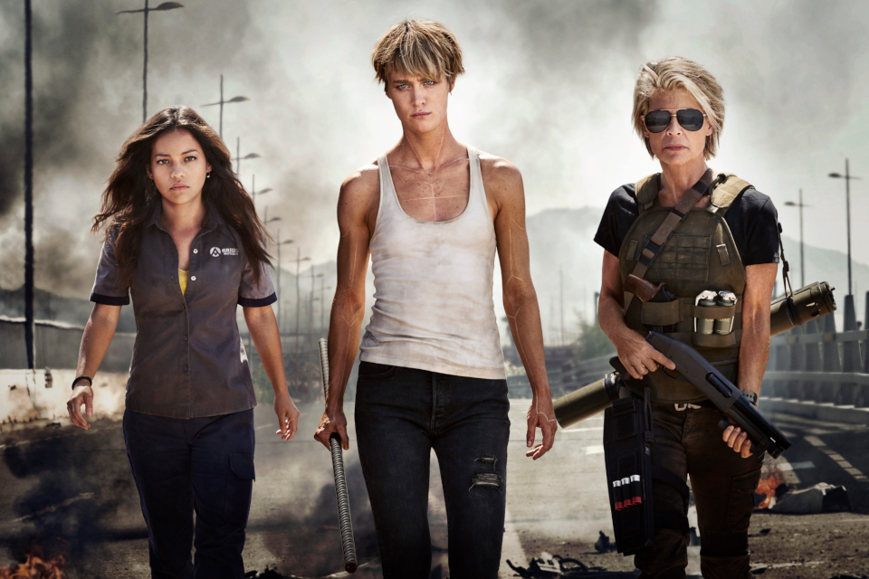 We Just got our First Glimpse of the Upcoming Terminator Film